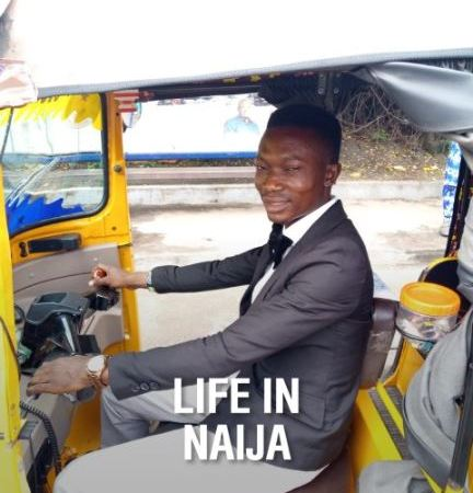 'Corporate Keke Driver' Who Makes N8,000 Every Day