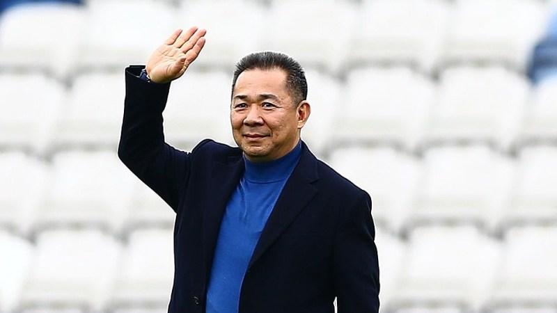 Leicester City Confirms Death Of Billionaire Owner Vichai Srivaddhanaprabha