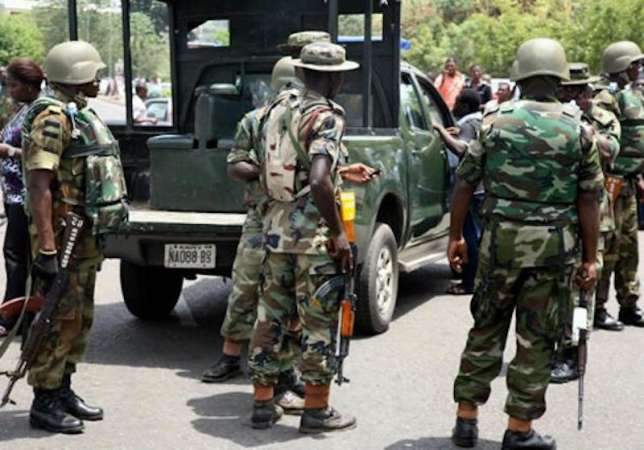 #NigeriaDecides2019: Soldier Shoots INEC Official & Mum Of 2 Dead In Rivers (Photos)