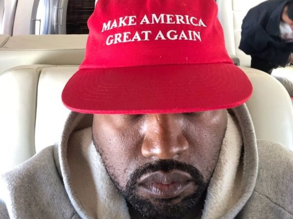 Rapper, Kanye West Drops Trump, Says He Has Been Used