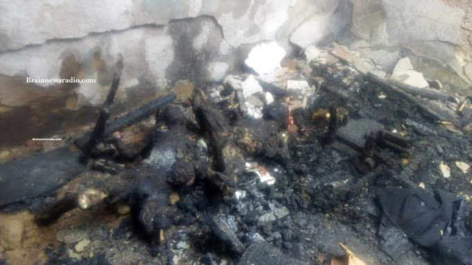 Twins Die In Fire After Mother Locked Them For Boyfriend's House In Calabar