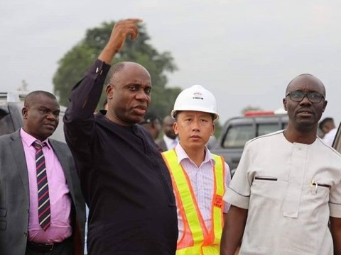 Amaechi Confirms South East Railway Project