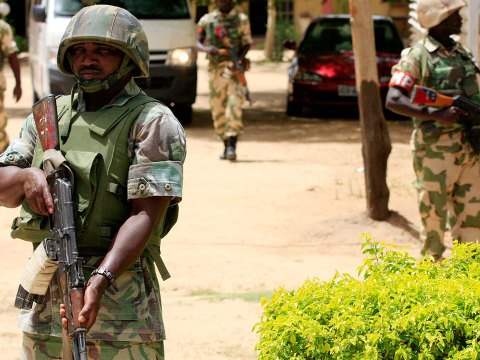Army Hands over 155 Ex-Boko Haram fighters To Borno, Yobe And Adamawa States Govt