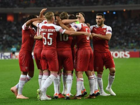 Arsenal's Europa League Squad Against Vorskla's Clash Revealed