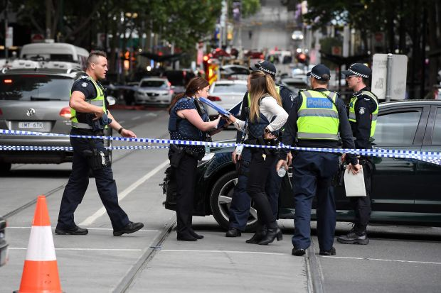 Attack In Downtown Melbourne, Australia As One Person Killed