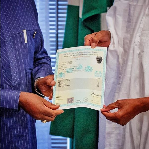Buhari's Attestation Certificate Is A Fraud – PDP