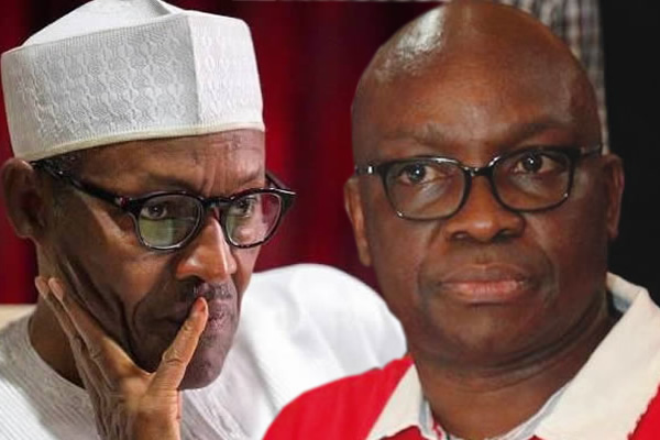 Fayose To Buhari - Your Time Is Almost Up, Stop Complaining