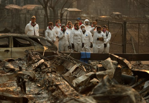 California Wildfire Becomes Deadliest In History