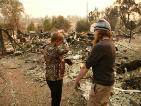 California Wildfire - Victims Mourned As Death Toll Hits 77