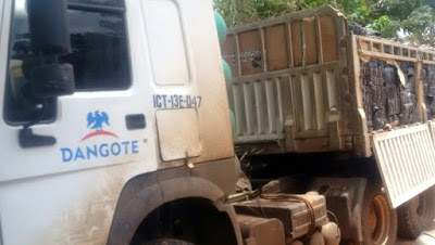 Dangote To Give 250k To Anyone Who Reports Erring Dangote Truck Drivers