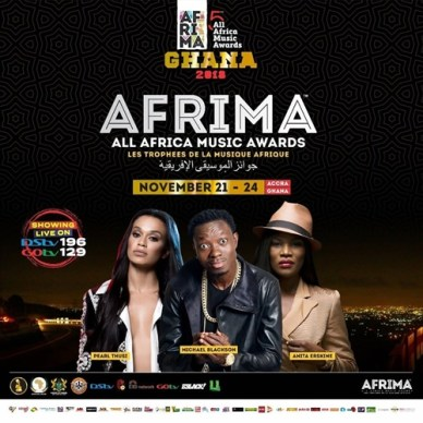 Davido, Mr. P, Tiwa Savage, Win Big At AFRIMA 2018