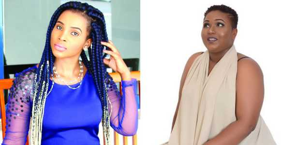 """[Video] Ghanaian Actress Expose Colleague - """"You Removed Your Womb So You Won't Have Kids"""""""