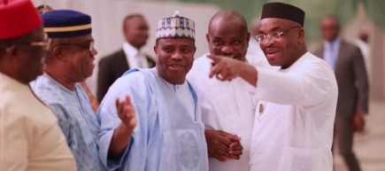 Only Lagos Can Afford N30,000 Minimum Wage - Governors