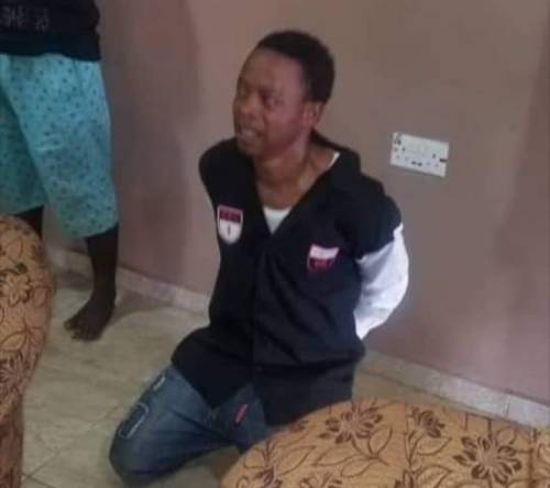 Police Arrest Cook Who 'Killed' Chairman Of Credit Switch Technology
