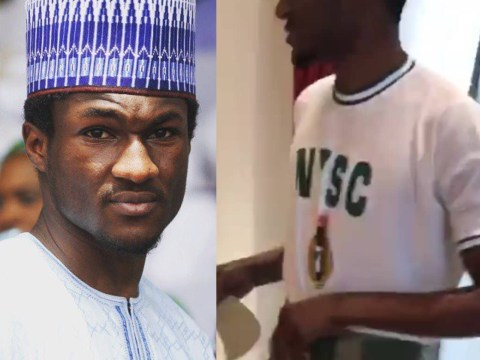 President Buhari's Son, Yusuf Becomes NYSC Corper