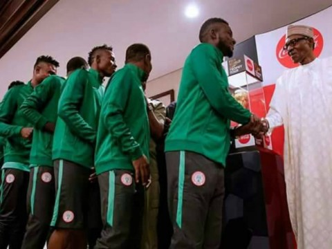 President Buhari Congratulates Super Eagles For Qualifying For AFCON 2019