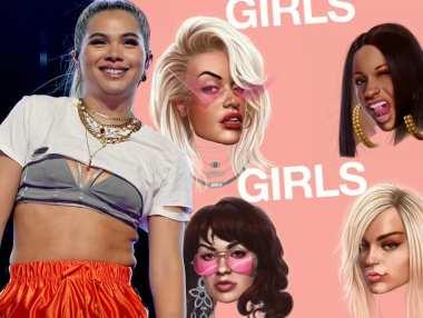 Rita Ora Feat. Cardi B, Bebe Rexha & Charli XCX - 'Girls'