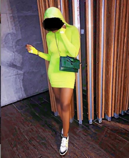 Slay Queen Disgrace On Instagram For Refusing To Pay For Clothes