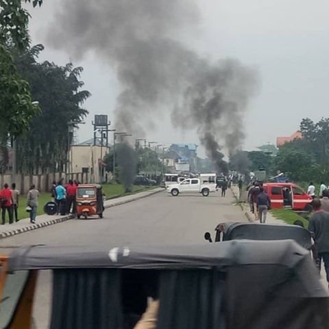 Suspected Thugs Attack Akwa Ibom House Of Assembly