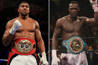 Boxing - Joshua Begging To Fight Me - Wilder