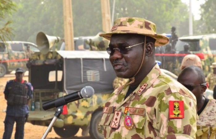 Chief Of Army Staff Deploys New Commanders To Tackle Boko Haram