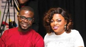Funke Akindele, Husband Welcomes First Child