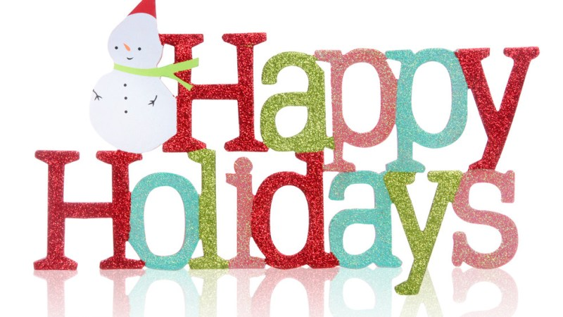 Happy Holidays From Brainnews, Google
