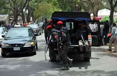 IG Of Police Orders Removal Of Roadblocks Nationwide