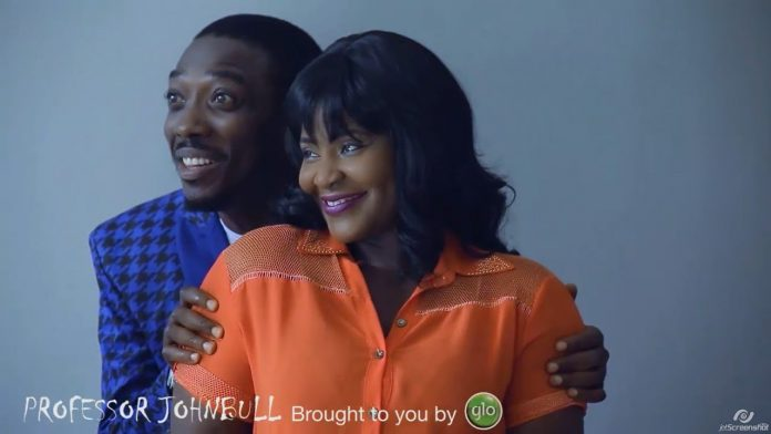 Latest Nigerian Nollywood Drama Movie – Professor JohnBull (Beautiful Girls)