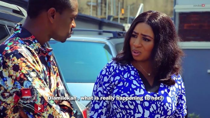 Latest Yoruba Movie 2018 – Drama Ojo (Day)