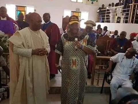 Methodist Bishops Escape Attack From Akpabio's Thugs, After Rejecting Nsima Ekere's Aspiration