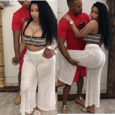 Nicki Minaj Addresses Rapist Reports About Her New Boyfriend