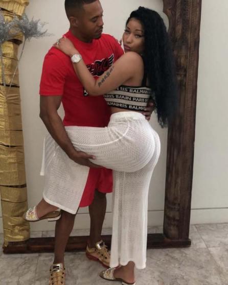 Nicki Minaj Shows Off Her Boyfriend