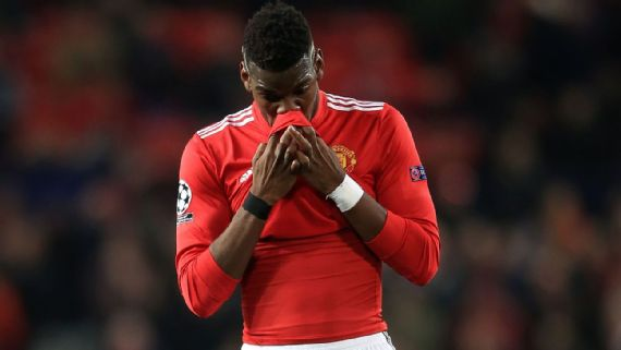 Paul Pogba May Be Punish Following Mourinho's Sack