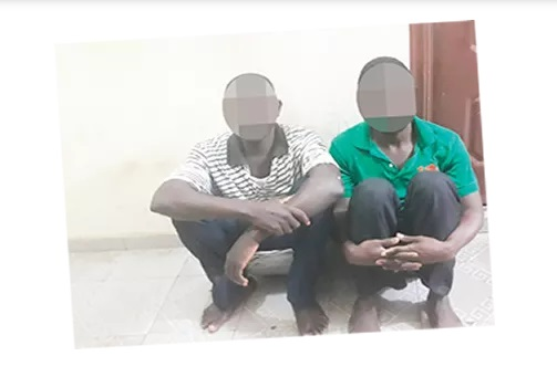 Robbers Arrested After Their Charm Failed To Work