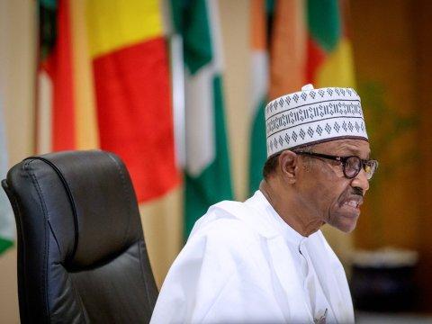 Students Supports President Buhari At 76