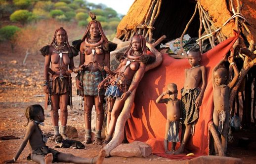 The African Tribe Where Sex Is Offered For Free To Guests