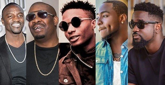 Top 10 List Of Forbes African Richest Musicians