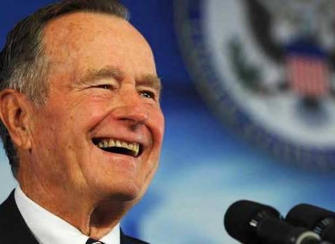 Tributes Pours In For Former U.S. President, George Bush