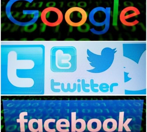 Trump Accuses Google, Facebook, Twitter Of Bias