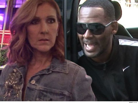 Celine Dion Pulls Down R. Kelly Collabo 'I'm Your Angel' From Streaming Services