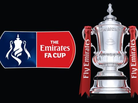 FA Cup Fixtures, Livescores, Commentary, Results