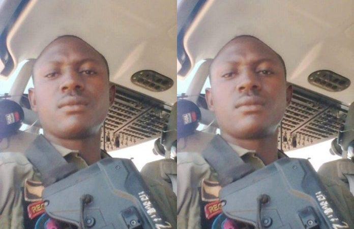 Lance Corporal Adamu Nura's Last Facebook Post Before He Died Fighting Boko Haram Terrorists