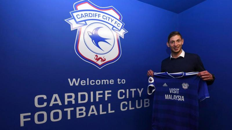 Last Social Media Post Of Cardiff Star, Sala Before His Jet Disappeared