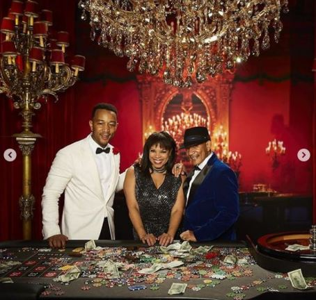 Mind Blowing Photos From John Legend's 40th Birthday