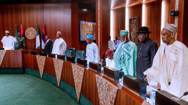 N27,000 Approved By Council Of State As Minimum Wage For State Workers