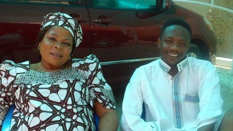 NFF Sends Condolence Message To Ahmed Musa Over Mother's Death