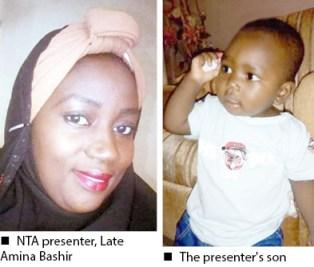 NTA Presenter, Her 1-Year-Old Son Killed In Auto Crash