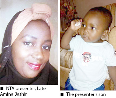 NTA Presenter, Her 1-Year-Old Son Killed In Auto Crash