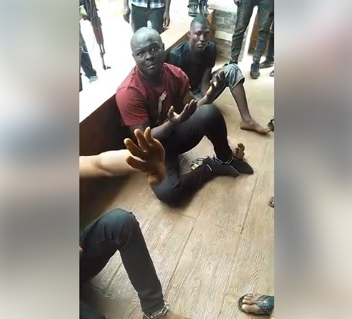 Notorious Kidnappers Who Murdered A Reverend Father Arrested